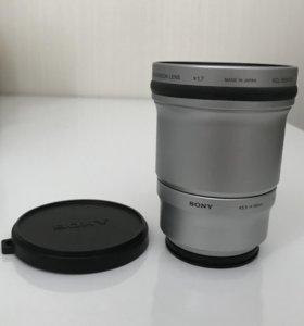 Оптический конвертер Sony VCL-DEH17V