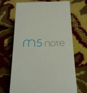 продаю Meizu M5 Note 32Gb