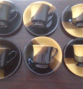 Кофейный сервиз.