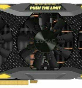 8gb zotac Geforce gtx 1070ti AMP extreme edition