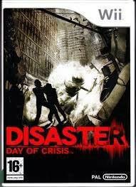 Игра для Wii, DISASTER