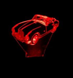Акриловый LED-ночник