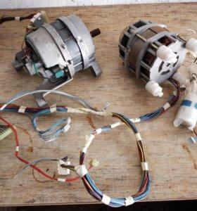 Электродвигатели со стиральной машины