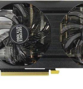 Майнинг видеокарта Palit, GeForce GTX1060 DUAL