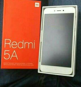 Xiaomi Redmi 5A новый не распакован