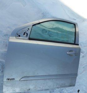Дверь передняя левая Опель Астра аш Astra H