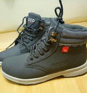 💥 Ботинки Ecco Натуральные 45
