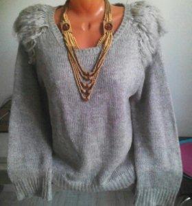 Оригинальный свитер! UK16