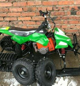ATV, снегоход, вездеход.