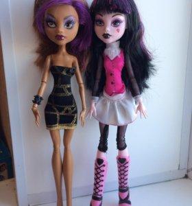 Куклы Monster Hight по 600