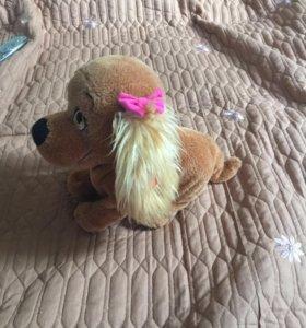 Интерактивная игрушка IMC «Собака Lucy»