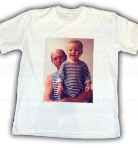 Печать на футболках и кружках