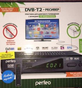 ТВ Приставка на 20 каналов