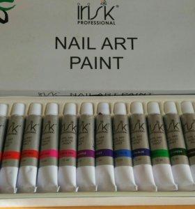 Акриловые краски для дизайна