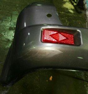 Бампер задний УАЗ Патриот рестайлинг