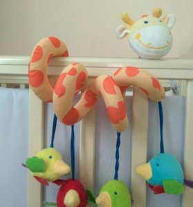 Жираф навесной