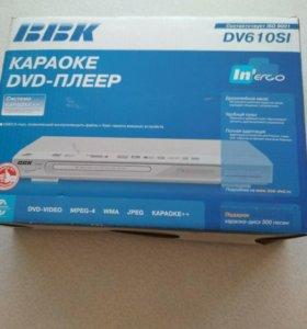 Караоке DVD player BBK
