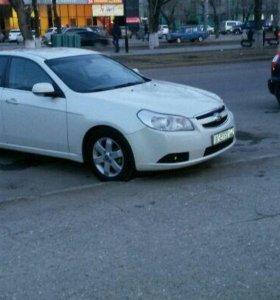 Chevrolet Epica, 2008