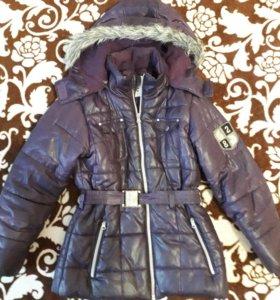 Курточка для девочки bonprix рост 140 см