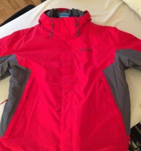 Columbia Новая куртка 3в1