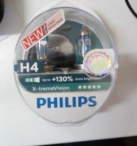 Лампы Н4 премиум