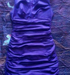 Продам платье одевалось 2 раза