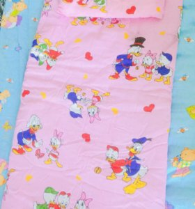 Детский матрас и подушка