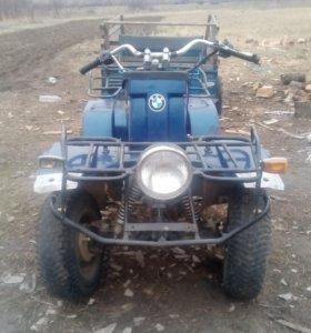Советский Квадроцикл