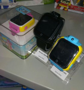 Wonlex часы детские gps gw1000