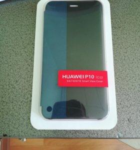 Чехол на Huawei p10 lite новый
