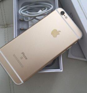 iPhone 6s, 16 gb Gold