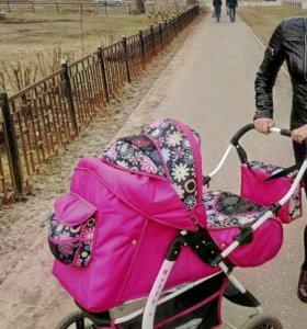 Детская коляска трансформер.