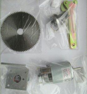 Двигатель постоянного тока DC24V 8000 об./мин