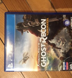 Игры на ps4. Ghost recon, far cry4, uncharted4,