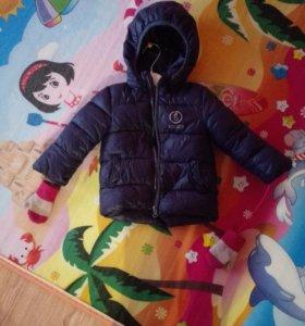 Курточка Bogner на холодную весну, осень