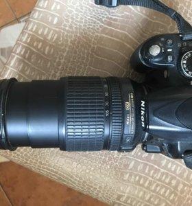 Фотоаппарат Nikon D3100 (18-105 mm)