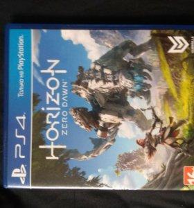 Игра PS4.horizon zero dawn