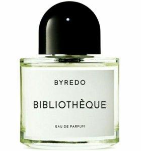 Byredo «Bibliothèque» тестер