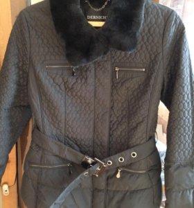 Куртка женская демисезонная размер 46-48 рост 170