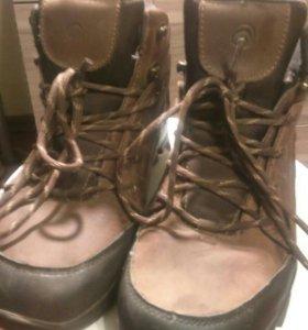 Ботинки зимние мужские 43рр