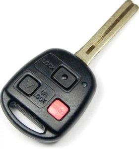 Ключ Lexus RX300