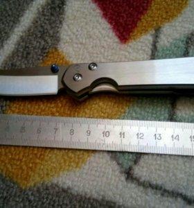 Нож складной новый