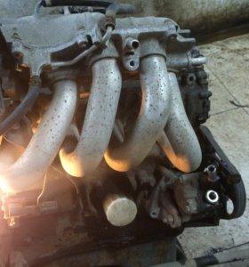 Двигатель Ниссан альмера g15 на запчасти.