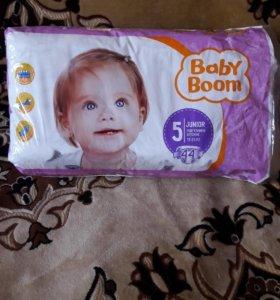 Подгузники Baby Boom 5 (11-25кг)