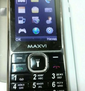 Сотовый телефон Maxvi k11