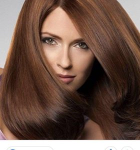 Покраска волос любая длина