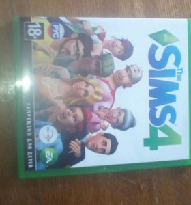 Sims4 на xbox one