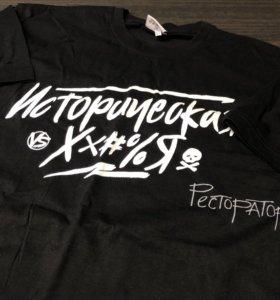 Историческая футболка (XL) от Versus battle
