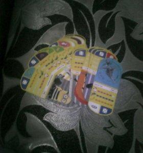 25 карт