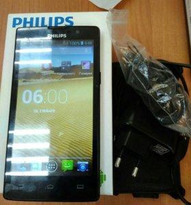 Телефон Philips W3500